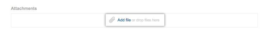 [Add file] ボタン