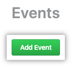 イベントの追加ボタン