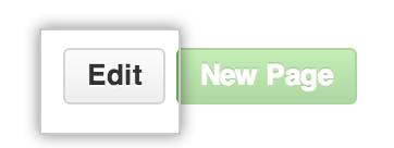 Wiki edit page button