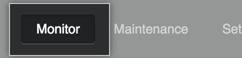 Link para o Painel de monitoramento