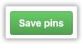 Save pins button