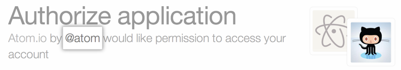 OAuth App owner information