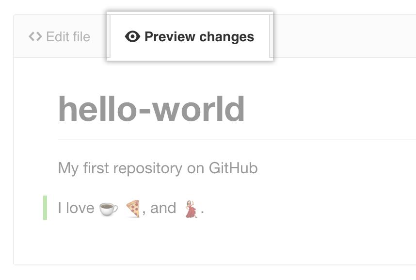 File preview button