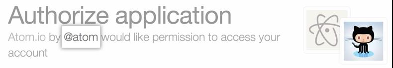 OAuth 应用程序 所有者信息